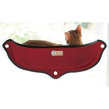 KHBD6294RD2 EZ Mount Window Bed RED