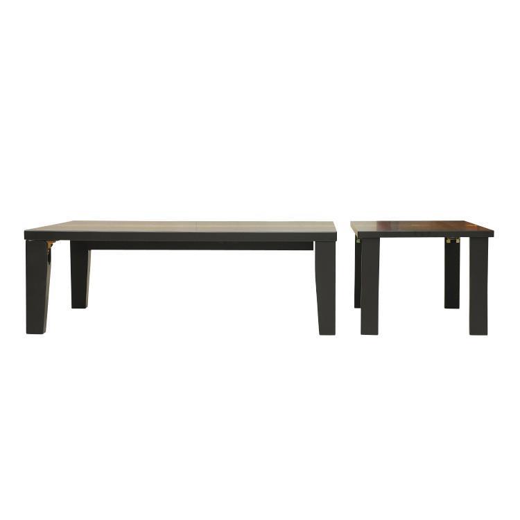 タスカル 座卓(折脚タイプ) ブラウン 105-150