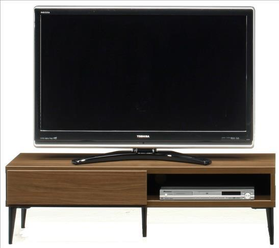 パルコ TVローボード ブラウン 120