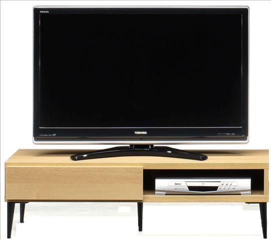 パルコ TVローボード ナチュラル 120