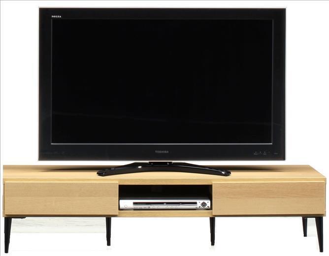 パルコ TVローボード ナチュラル 150
