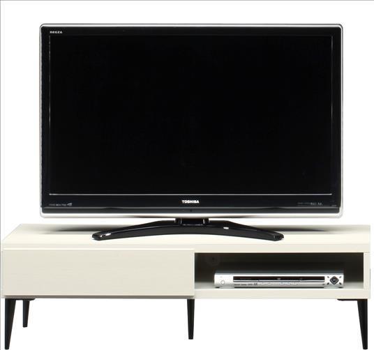 パルコ TVローボード ホワイト 120