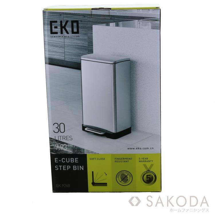EK9268MT  ソフトクローズダストBOX 30L SV
