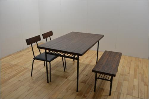 オーシャン ダイニングテーブル 135