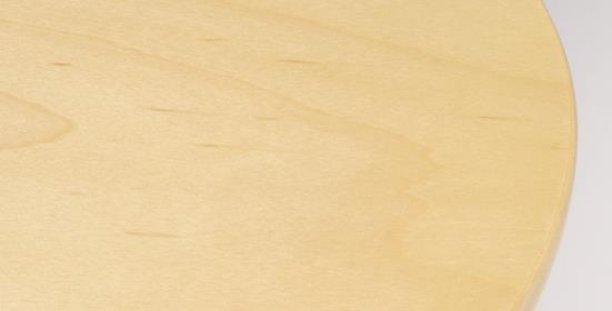 TMRB-M リビングテーブル メープルNA Φ70×31