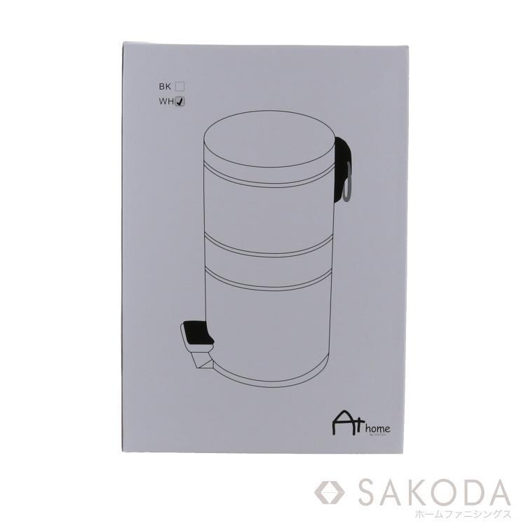 SK14061E-004  ダストBOX 20L  WH