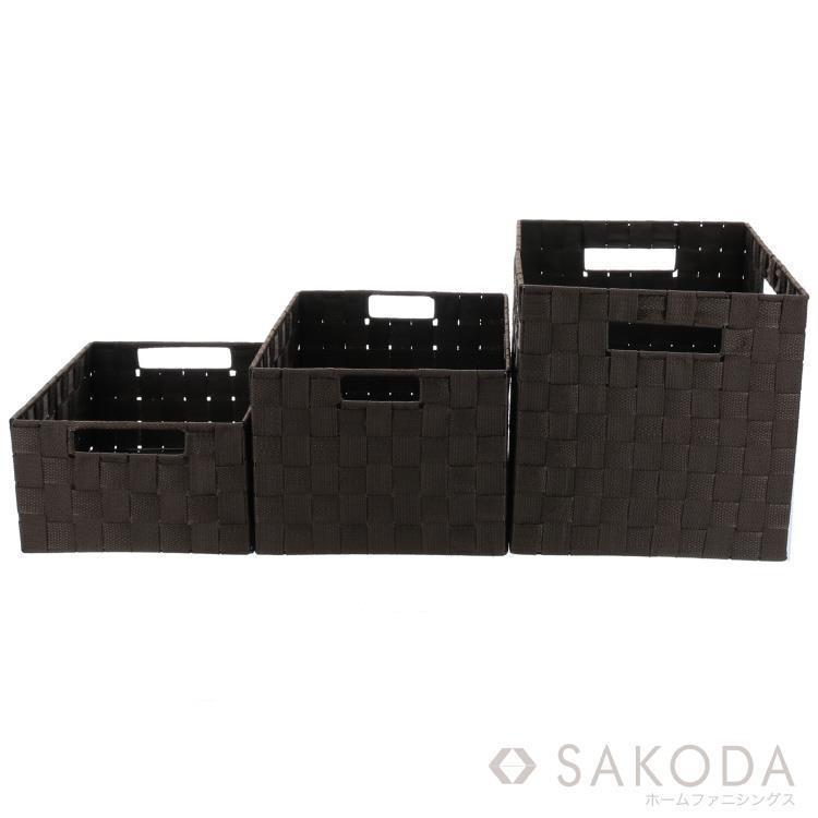 リボンテープボックス M BR