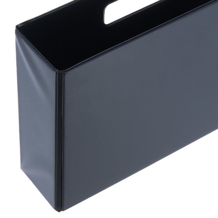 SKD-001  折りたたみ収納ボックス BK