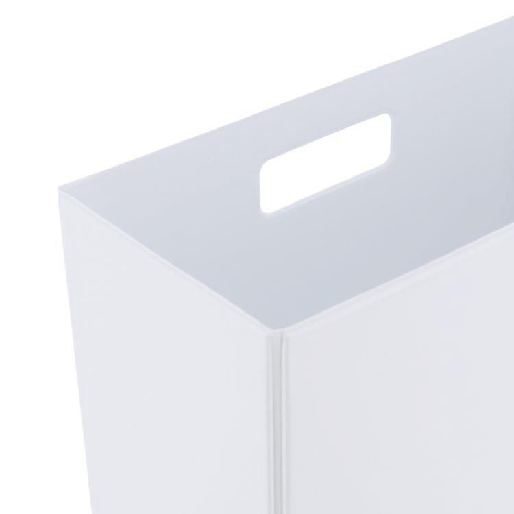 折りたたみ収納ボックス WH