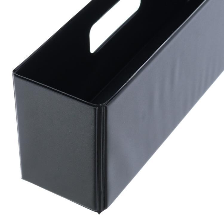 SKD-003  折りたたみ収納ボックス BK