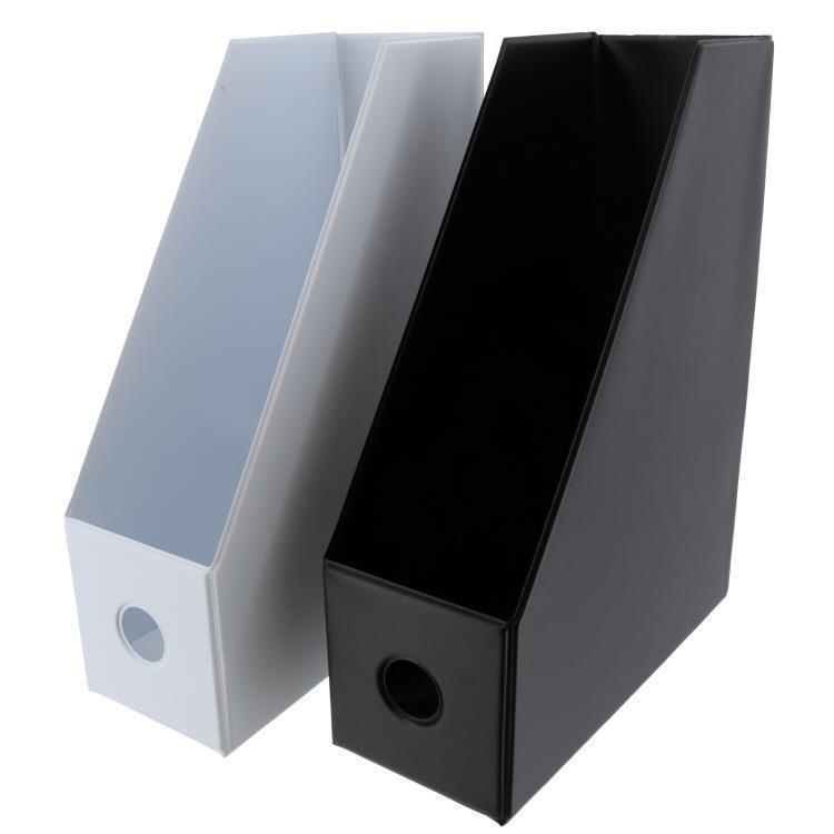 SKD-005  折りたたみ収納ボックス WH