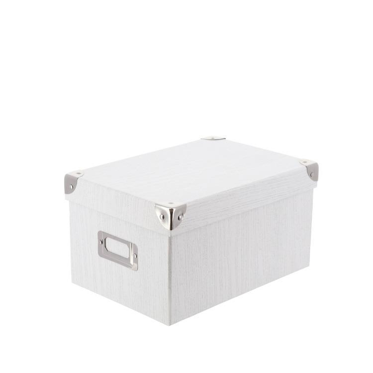 YS-MS-001  ペーパーボックス   S WH
