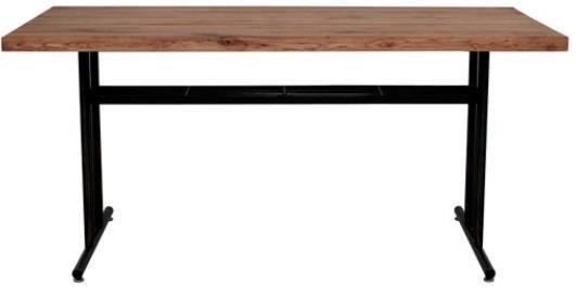 グリット2 ダイニングテーブル 140cm レッドパイン