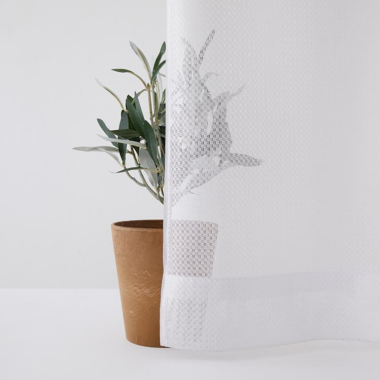 花粉キャッチレース クリア WH 100x176 2枚組