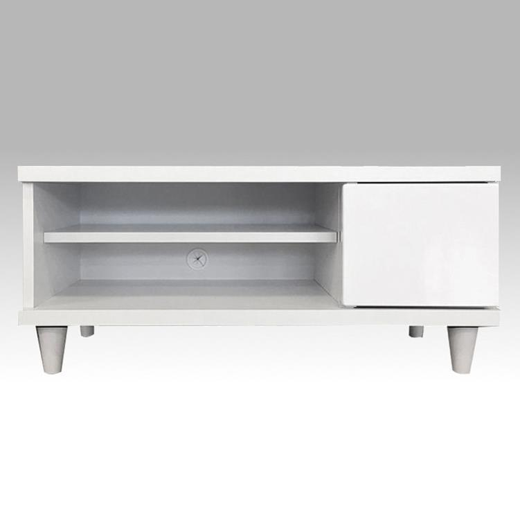 ラッシー TVボード 90cm幅 WH/WH