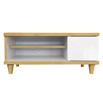 ラッシー TVボード 90cm幅 NA/WH