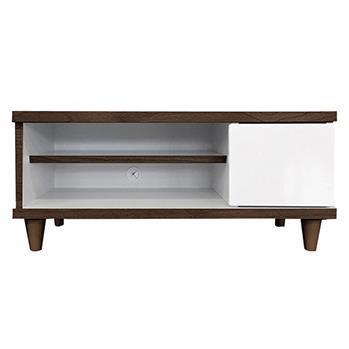 ラッシー TVボード 90cm幅 DBR/WH