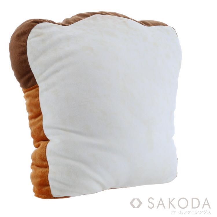 食パン クッション 40x40x7