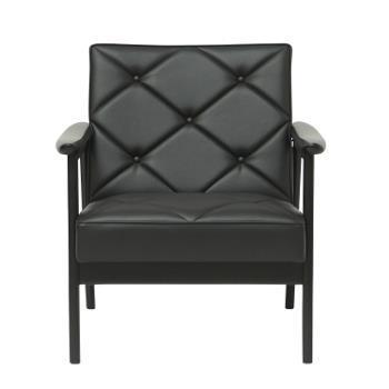 WS1190   肘掛椅子 BK