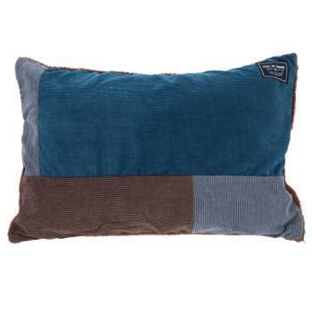 HCD-PLO  コーデュロイミックス 枕カバーBL 43x63