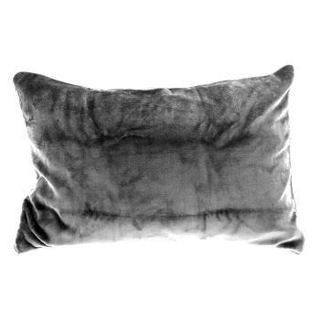 VET-PLO  ベルベット 枕カバー GY 43x63