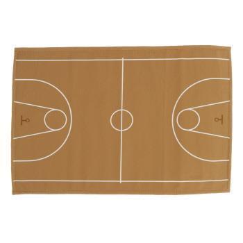 【OUTLET】HKB-MAT60 バスケットボールコート  玄関マット 60X90