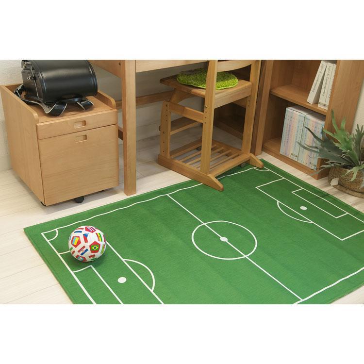 HKS-DMAT110  サッカー場 デスクマット 110*150
