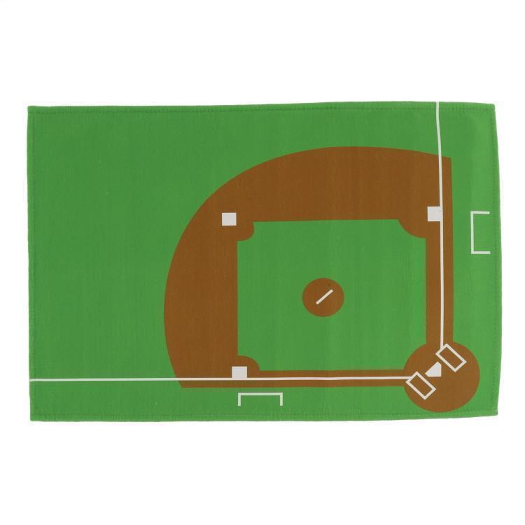 HKY-DMAT110  野球場 デスクマット 110*150
