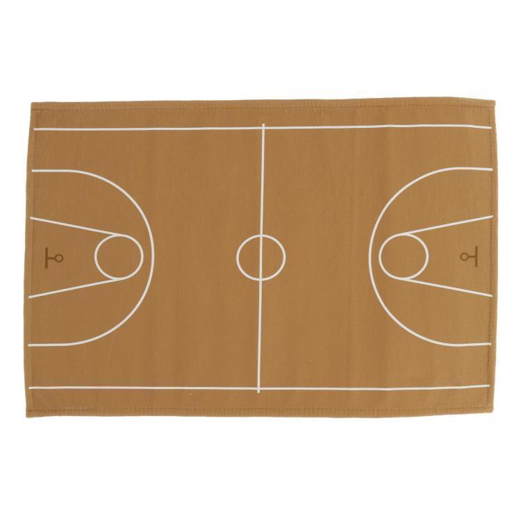 【OUTLET】HKB-DMAT110  バスケットボールコート デスクマット 110*150
