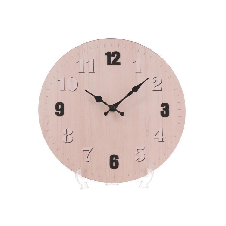 MDF CLOCK 30×30  NA