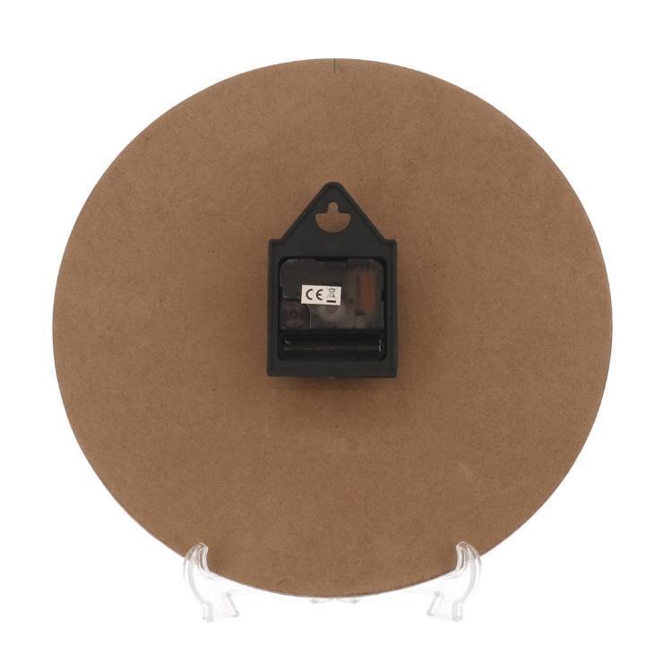MDF CLOCK 60×60  NA