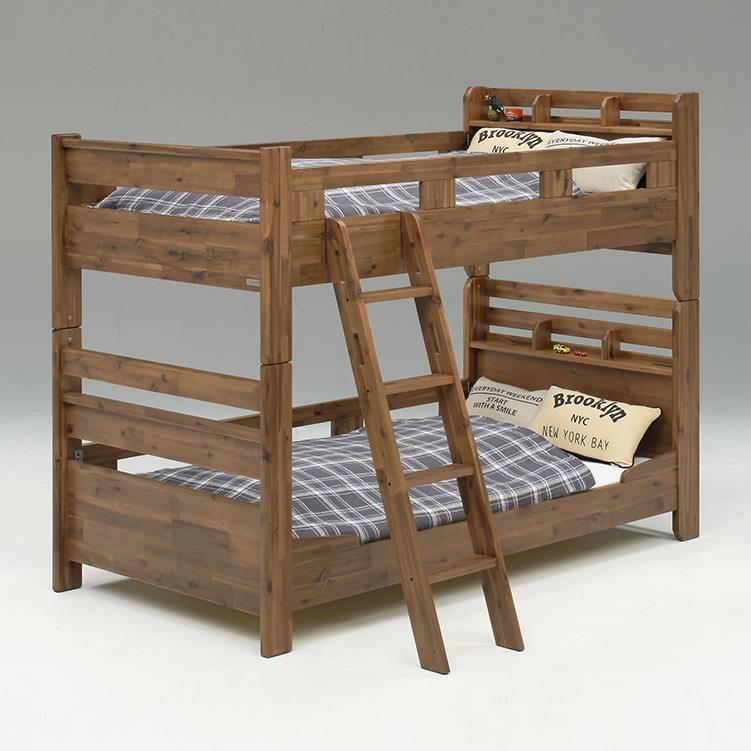 ブルックル 2段ベッド BR