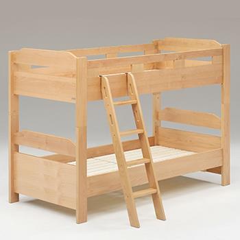 アールウッド 2段ベッド フラットタイプ NA