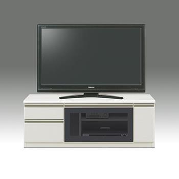 シャイン TVボード 120cm幅 WH