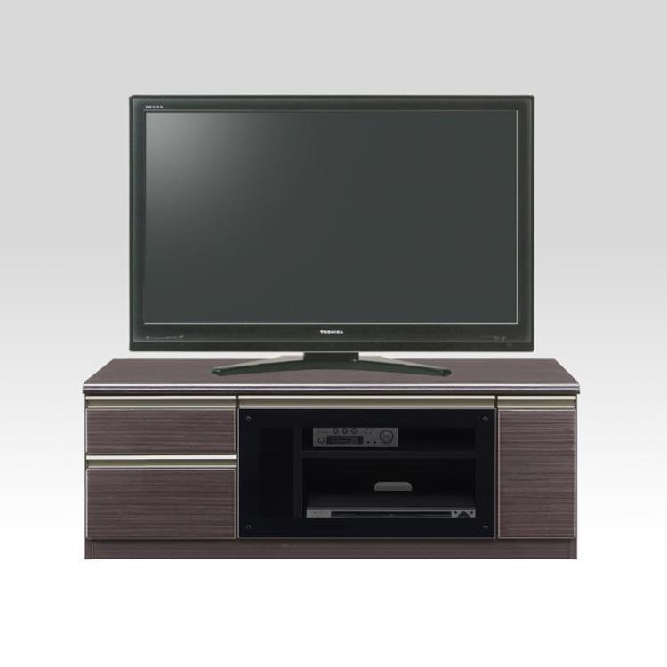 シャイン TVボード 120cm幅 BK