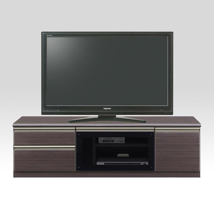 シャイン TVボード 150cm幅 BK