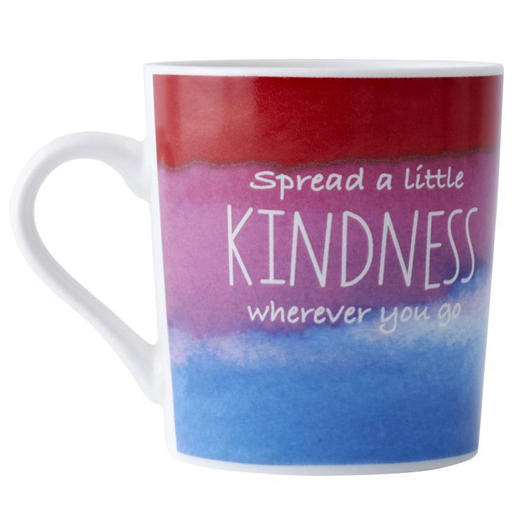 D76-1  MUG CUP KINDNESS 250ml