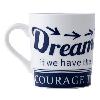D76-4  MUG CUP DREAM 250ml