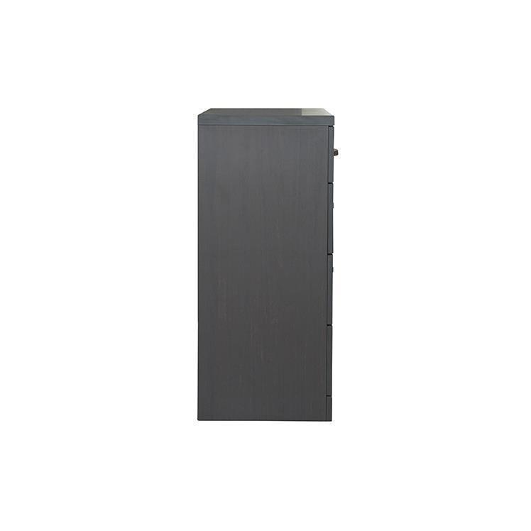 バギー ローチェスト 120cm幅/4段 NA