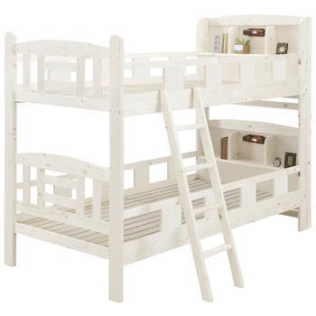 ゴレS 2段ベッド ホワイト