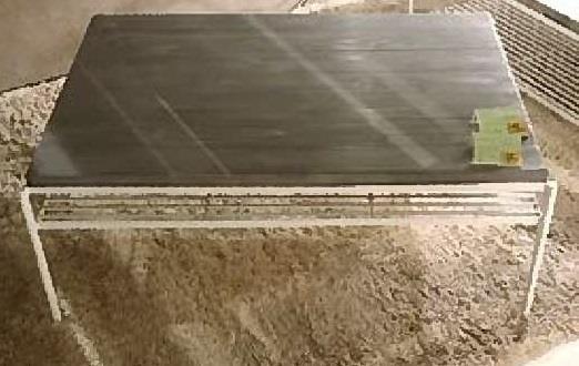 ケルト 93リビングテーブル WH