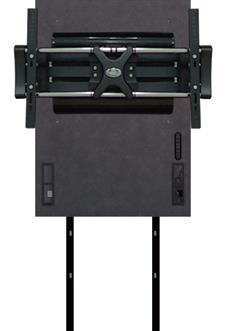 BP-55X TV設置パネル