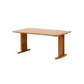 クーペ 5045 ダイニングテーブル 150cm幅 LBR