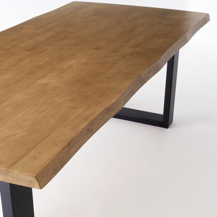 月影 ダイニングテーブル 180cm幅 NA