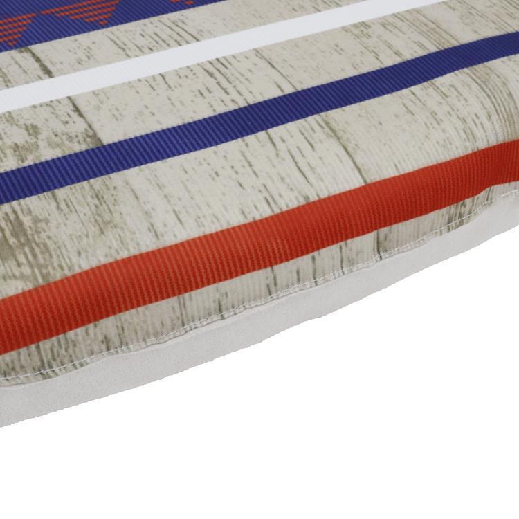 サーフボードフロアクッション スター  WH  53×113
