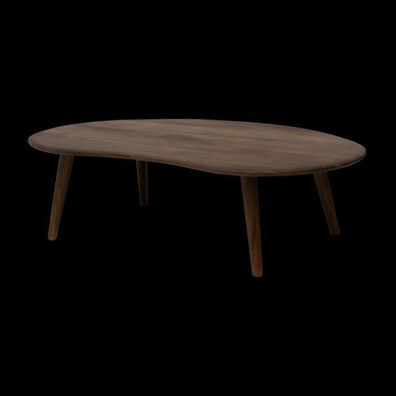モフィ センターテーブル ウォールナット 120