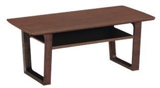 チターノ「T16380」 テーブル 色:モカブラウン 105