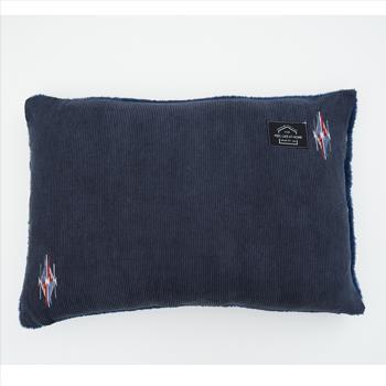 刺繍コーデュロイ 枕カバー  NV 43×63