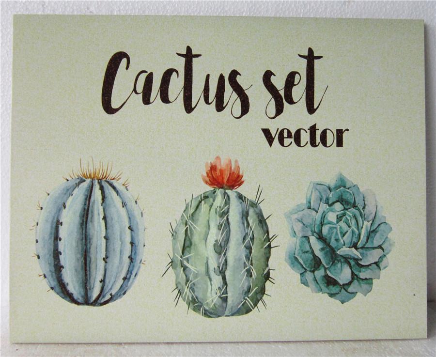 LX401  Cactus ART  35×45