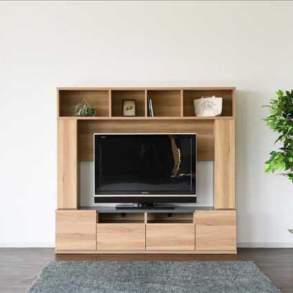 ナチュラリー TVミドルボード HTV  幅180cm